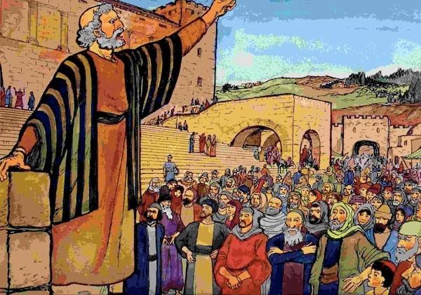 Envoyé pour bénir les Juifs? | Carnet d'un ermite urbain